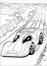 Hot Wheels coloring page (002)