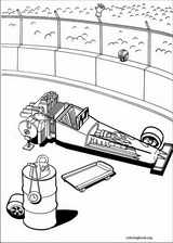 Hot Wheels coloring page (003)
