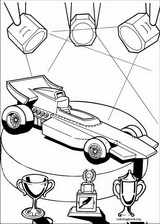 Hot Wheels coloring page (006)