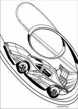 Hot Wheels coloring page (011)