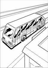Hot Wheels coloring page (012)