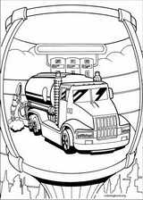 Hot Wheels coloring page (015)