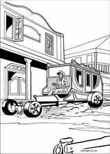 Hot Wheels coloring page (019)