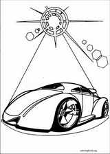 Hot Wheels coloring page (027)