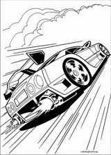 Hot Wheels coloring page (028)