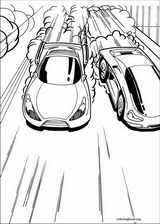 Hot Wheels coloring page (033)