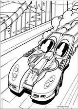 Hot Wheels coloring page (034)