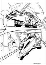 Hot Wheels coloring page (039)