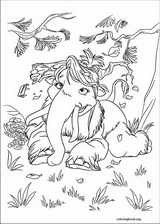 Ice Age : Continental Drift coloring page (009)
