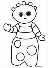 In The Night Garden coloring page (003)