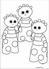 In The Night Garden coloring page (004)