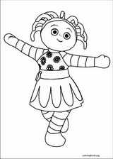 In The Night Garden coloring page (005)