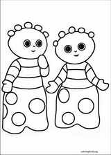 In The Night Garden coloring page (023)