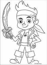 Jake And The Never Land Pirates coloring page (013)