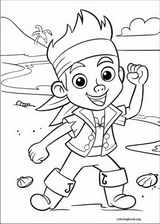 Jake And The Never Land Pirates coloring page (023)