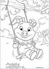 Jakers! The Adventures Of Piggley Winks coloring page (002)