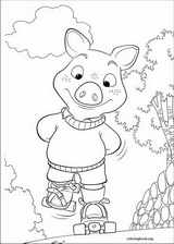 Jakers! The Adventures Of Piggley Winks coloring page (003)