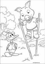 Jakers! The Adventures Of Piggley Winks coloring page (004)