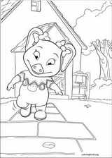 Jakers! The Adventures Of Piggley Winks coloring page (007)