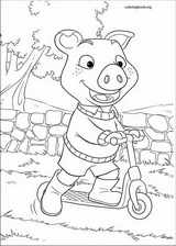 Jakers! The Adventures Of Piggley Winks coloring page (008)