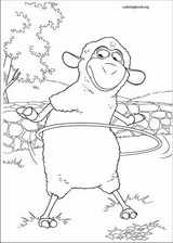 Jakers! The Adventures Of Piggley Winks coloring page (009)