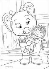 Jakers! The Adventures Of Piggley Winks coloring page (015)