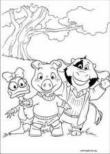 Jakers! The Adventures Of Piggley Winks coloring page (017)