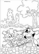 Jakers! The Adventures Of Piggley Winks coloring page (023)