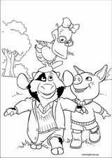 Jakers! The Adventures Of Piggley Winks coloring page (025)