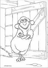 Jakers! The Adventures Of Piggley Winks coloring page (029)