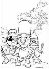Jakers! The Adventures Of Piggley Winks coloring page (030)