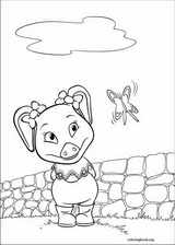 Jakers! The Adventures Of Piggley Winks coloring page (036)