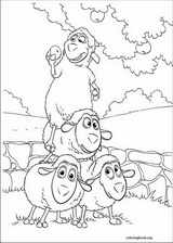 Jakers! The Adventures Of Piggley Winks coloring page (039)