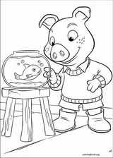 Jakers! The Adventures Of Piggley Winks coloring page (041)
