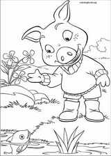 Jakers! The Adventures Of Piggley Winks coloring page (042)