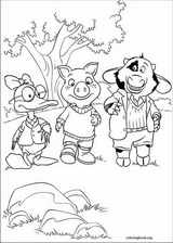 Jakers! The Adventures Of Piggley Winks coloring page (045)