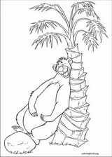 Jungle Book coloring page (012)