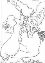 Jungle Book coloring page (022)