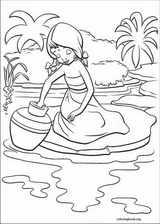 Jungle Book coloring page (035)