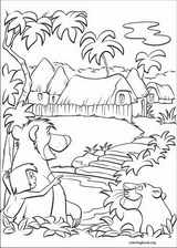 Jungle Book coloring page (036)