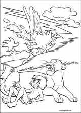 Jungle Book coloring page (040)