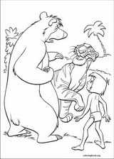 Jungle Book coloring page (043)