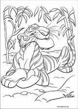 Jungle Book coloring page (044)
