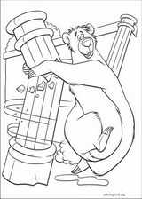 Jungle Book coloring page (051)