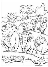 Jungle Book coloring page (059)