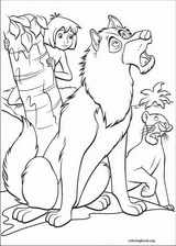 Jungle Book coloring page (063)