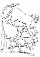 Jungle Book coloring page (064)