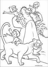 Jungle Book 2 coloring page (001)