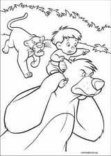Jungle Book 2 coloring page (006)