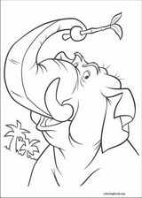 Jungle Book 2 coloring page (021)